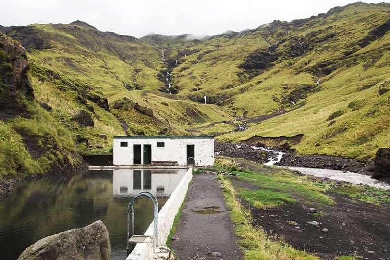 The Hidden Hot Pool Seljavallalaug