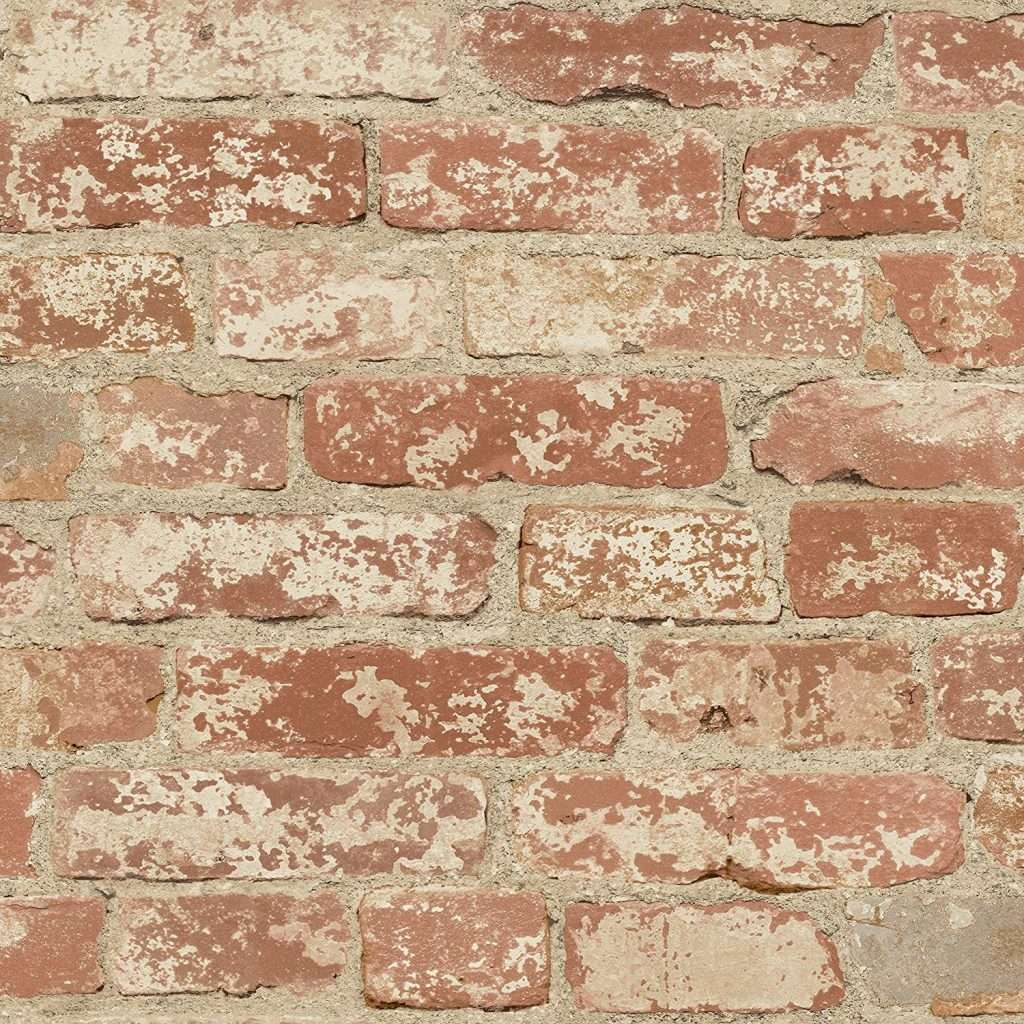 brick peel and stick wallpaper