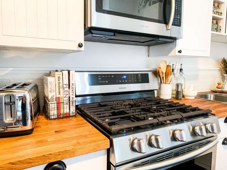 How to Clean & Care for Butcher Block Countertops