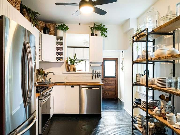 A Kitchen Remodel Five Years in the Making