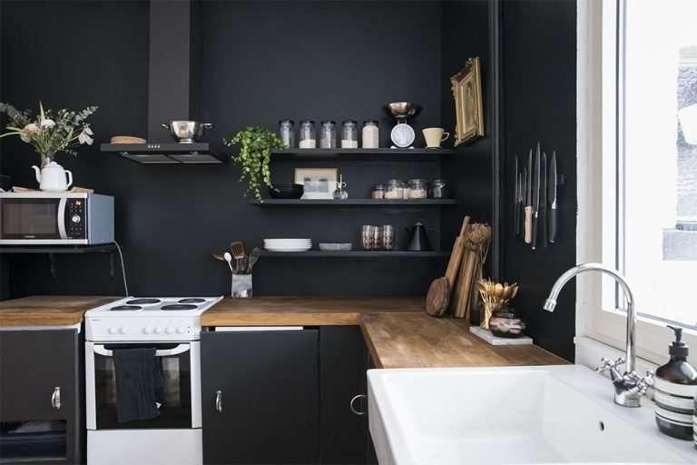 11 Best Black Paint Colors