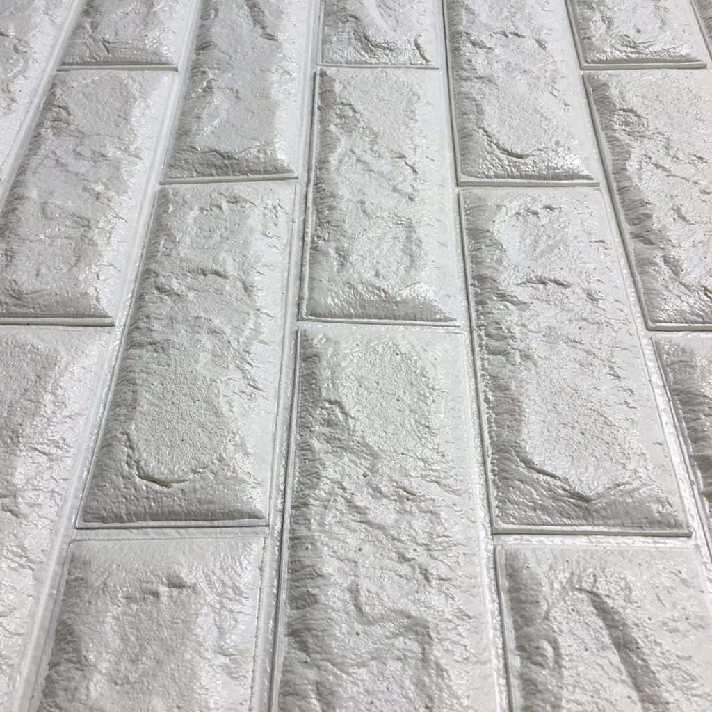 white brick peel and stick wallpaper