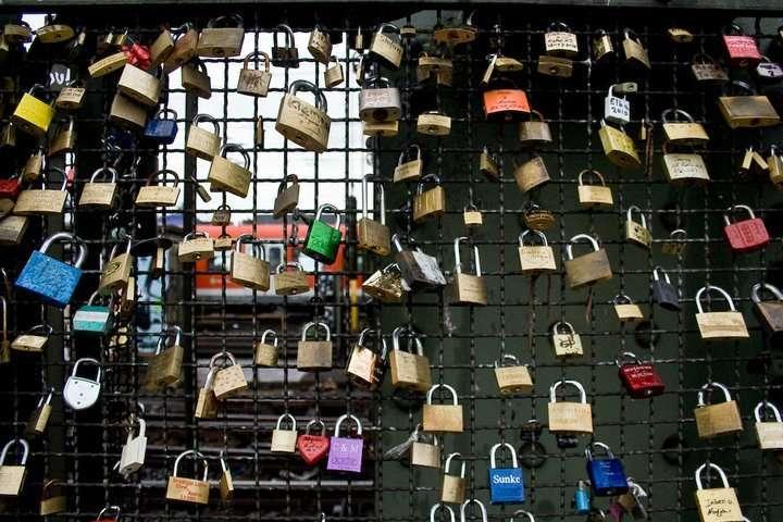 hohenzollern bridge locks