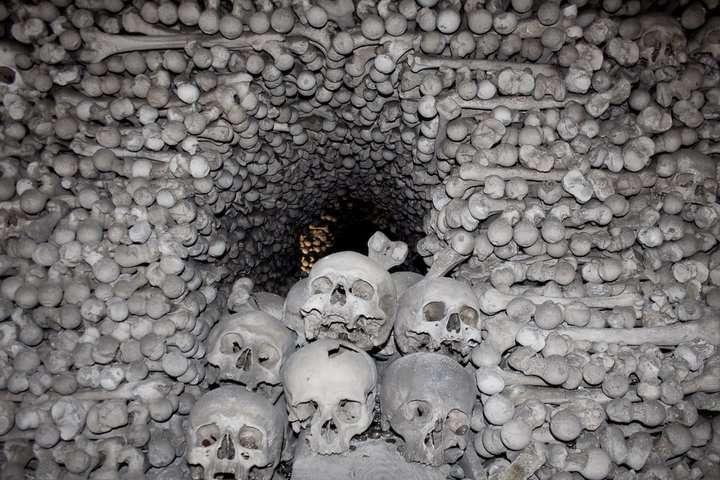 Sedlec Ossuary at Kutná Hora