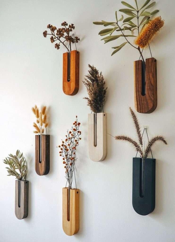 Wall Vase Propagation Bud Vases